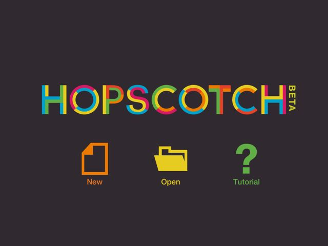 Getting Started with Programming using Hopscotch | ipadclassroomdotnet